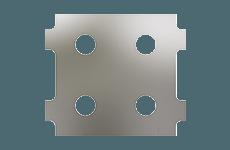 Panel Configuration 4 Port Square Thumbnail