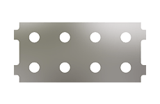 Panel Configuration 8 Port Horizontal Thumbnail