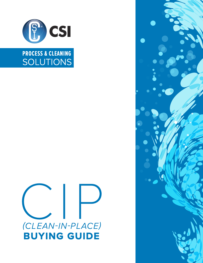 CIP Buying Guide Cover