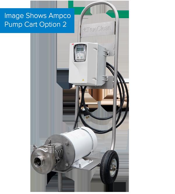 Ampco Pump Cart Option 1