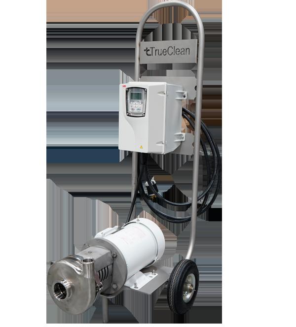 Ampco Pump Cart Option 3