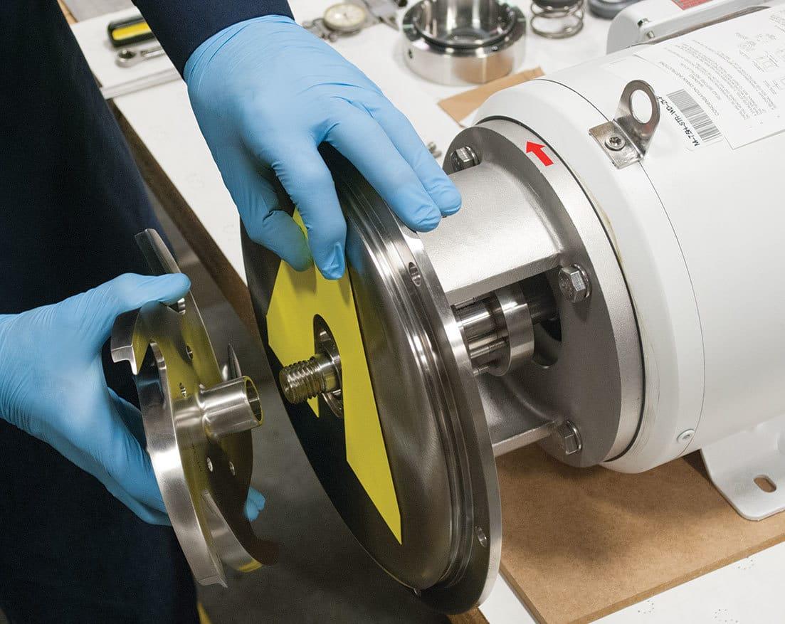 Pump Repair from CSI