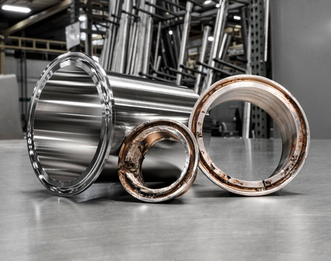 Hastelloy Corrosion Image