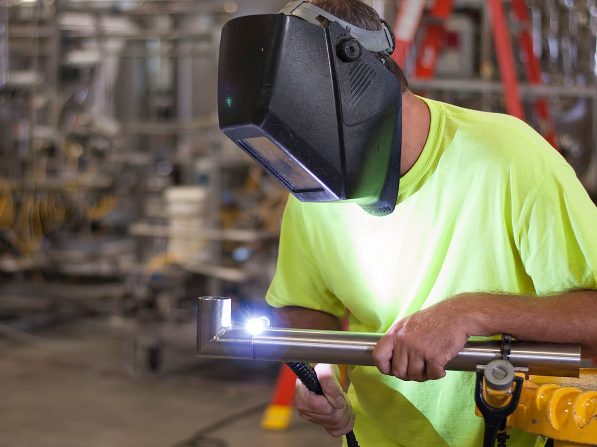 Welding Capabilties