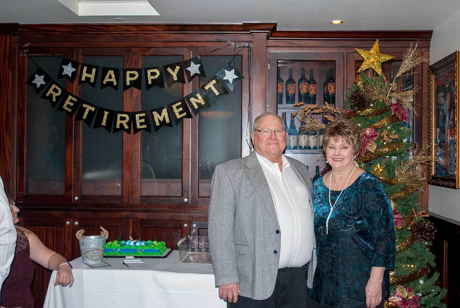 Marvin Carr Retirement 29