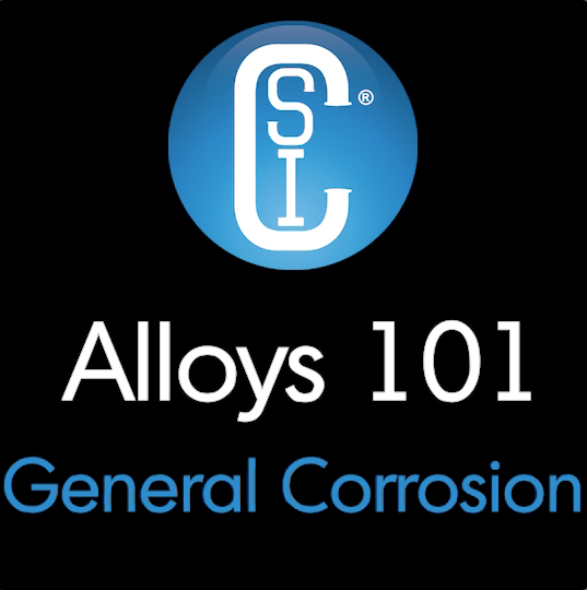 Alloys 101 - General Corrosion Thumbnail
