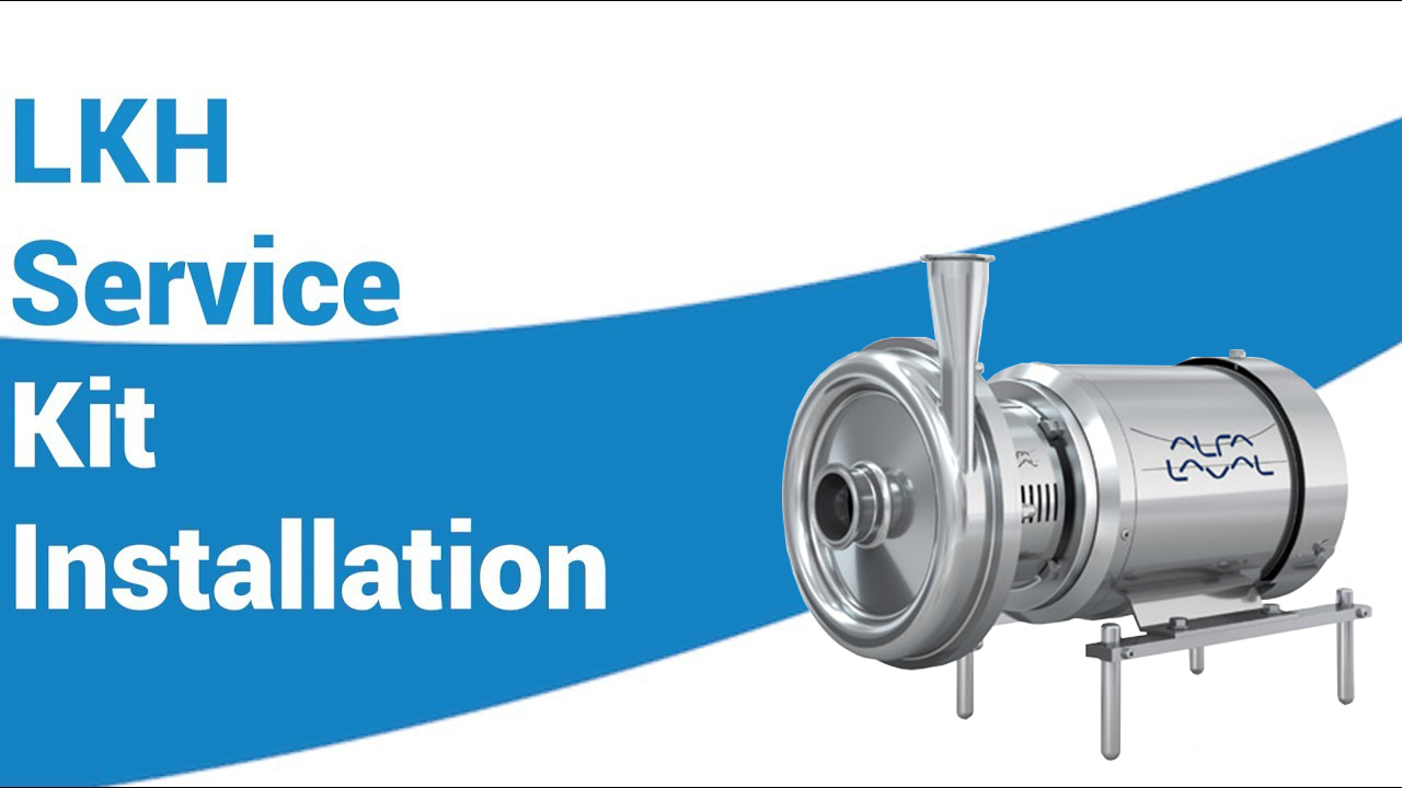 LKH Service Kit Installation