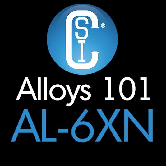 Alloys 101 - AL-6XN Thumbnail