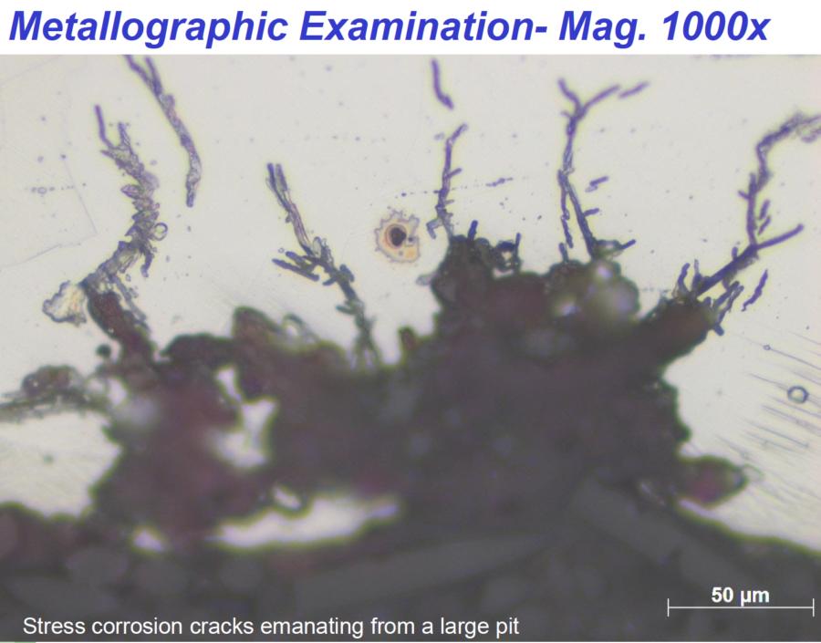 Metallographic Examination