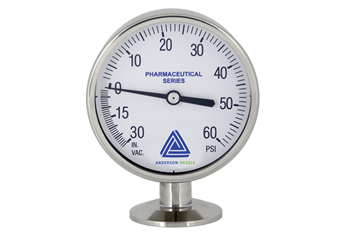 Instrumentation Pressure Gauges