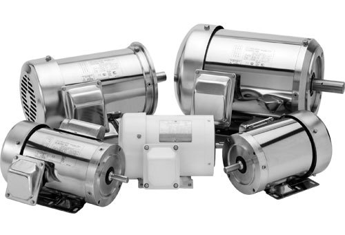 Thumbnail of Electric Pump Motors.