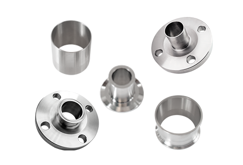 Rollover Alloy Hastelloy Adapters