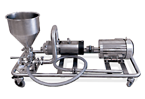 Thumbnail of Axi-Mix Powder Induction System.