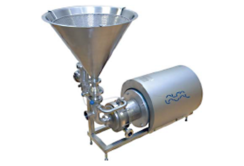 Thumbnail of Hybrid Powder Mixer.