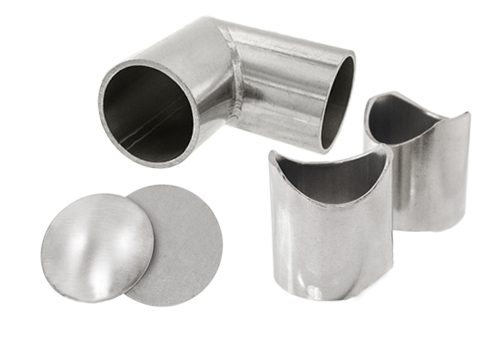 Thumbnail of Pipe Saddles, Miters & End Caps.