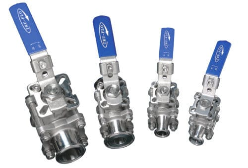 Thumbnail of Tru-Flo Ball Valves.